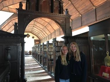 Amelie Alice Merton Upper Library