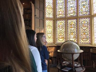 Mary Merton Upper Library